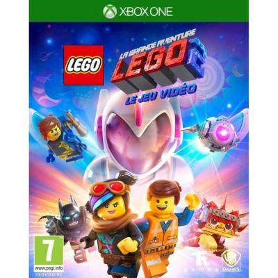image La Grande Aventure Lego 2 : Le Jeu Vidéo pour Xbox One & Rush: A Disney-Pixar Adventure (Edition :French)