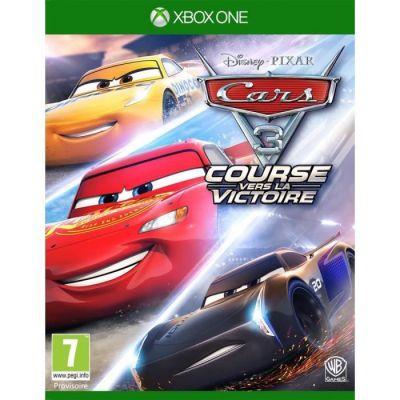 image Jeu Cars 3 Course Vers La Victoire sur Xbox One