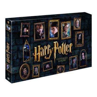 image Harry Potter - l'Intégrale des 8 Films - Edition Prestige - Le monde des Sorciers de J.K. Rowling - Coffret DVD