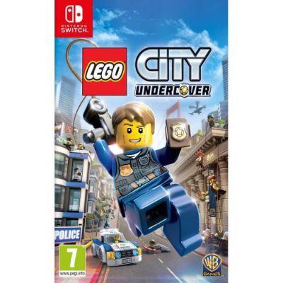 image Lego City: Undercover
