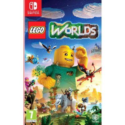 image Jeu LEGO Worlds sur Nintendo Switch