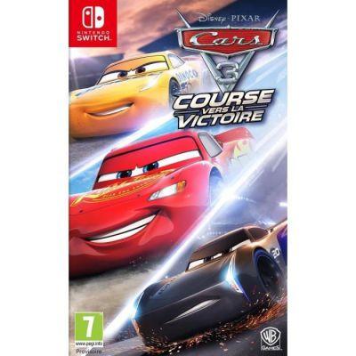 image Jeu Cars 3 Course Vers La Victoire sur Nintendo Switch