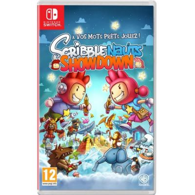 image Jeu Scribblenauts Showdown sur Nintendo Switch