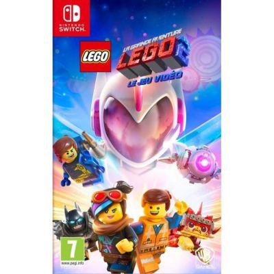 image La Grande Aventure LEGO 2 : Le Jeu Vidéo pour Nintendo Switch