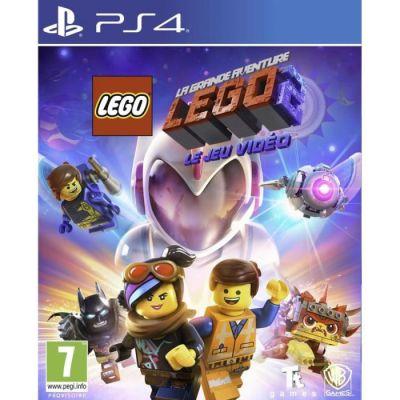 image La Grande Aventure LEGO 2 : Le Jeu Vidéo pour PS4
