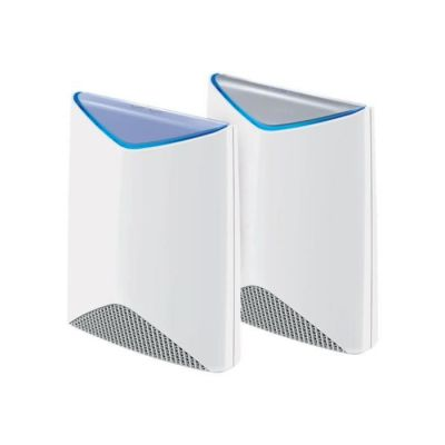 image NETGEAR ORBI PRO Système Wifi Mesh amplificateur ultra puissant pour l'entreprise SRK60 (1 routeur + 5 satellites extender) – Jusqu'à 1050m² de couverture