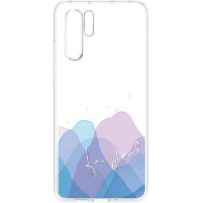 image HUAWEI Coque Rigide Transparente Iridescent Fairyland pour P30 Pro