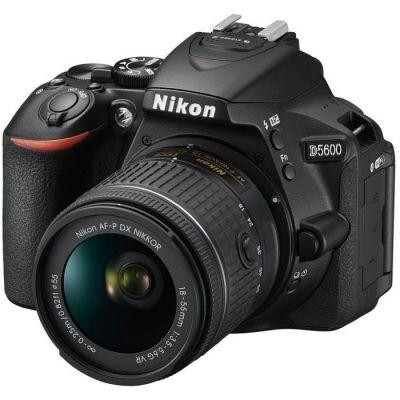image Nikon Reflex D5600 + AF-P 18-55 VR
