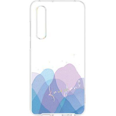 image HUAWEI Coque Rigide Transparente Iridescent Fairyland pour P30