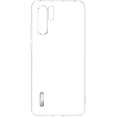 image HUAWEI Coque semi-rigide transparente Clear-Huawei pour P30 Pro