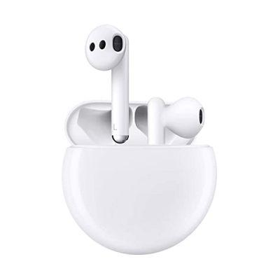 image Ecouteurs sans fil Huawei FreeBuds 3 Blanc avec réduction de bruit active