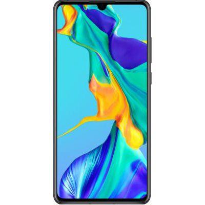 image Huawei P30 Smartphone débloqué 4G (6,1 pouces 6/128Go Double Nano SIM Android 9) Noir