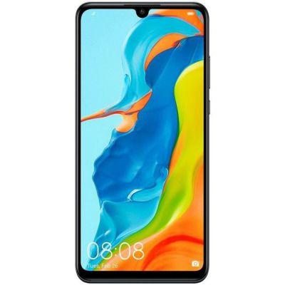 image Huawei P30 Lite Smartphone débloqué 4G (6,15 pouces - 128Go - Double Nano SIM - Android 9.0) Midnight Black [Version Française]
