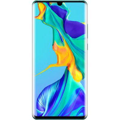image Huawei P30 Pro Smartphone débloqué 4G (6,47 pouces 8/128 Go Double Nano SIM Android 9) Bleu aurora
