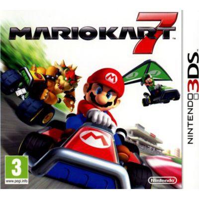 image Jeu Mario Kart 7 sur Nintendo 3DS