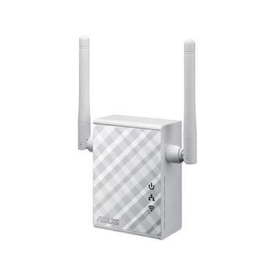 image ASUS - Répéteur Wi-FI Extender Wi-FI ASUS RP-N12 N300 - Compatible BOX Orange - Bouygues Télécom - SFR - Freebox - Routeurs toutes marques