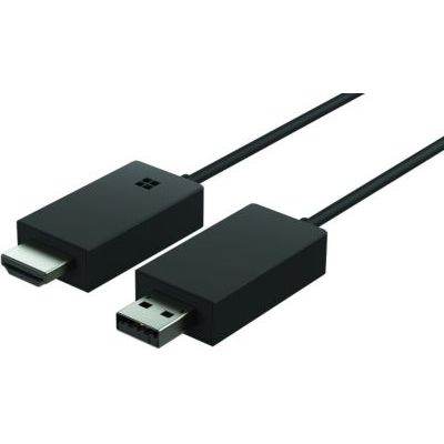 image Microsoft Wireless Display Adapter V2 - Adaptateur d'Affichage sans Fil Miracast - Noir