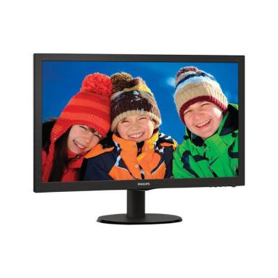 "image Philips 223V5LSB2/10 Écran PC LED 21,5"" (55 cm) ( Full HD 1920 x 1080, 16:9, 5 ms)"