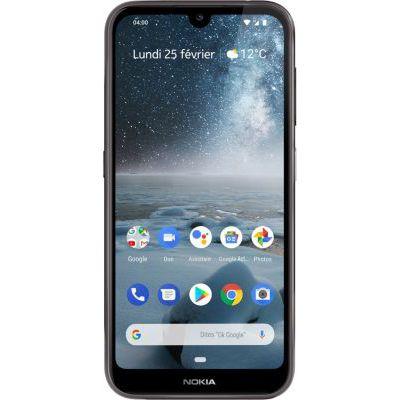 image Nokia 4.2 - Smartphone débloqué 4G (5,7 pouces - 32Go -Double Nano SIM, Android 9.0) Noir