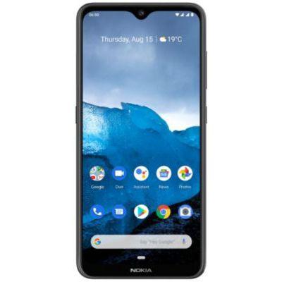 """image Nokia 6.2 - Smartphone débloqué 4G - (6,3 pouces - 64Go ROM - 4Go RAM - """"Double SIM"""" - Android One Pie 9.0) Noir"""