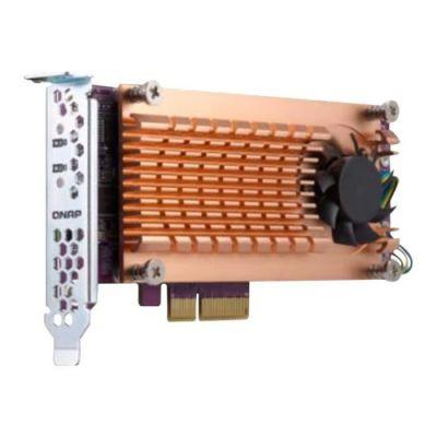 image QNAP Dual M.2 PCIe SSD Expansion Card
