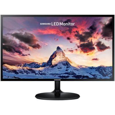 """image produit Samsung S27F354 Ecran PC, Dalle Pls 27"""", Résolution FHD (1920 x 1080), 60 Hz, 4ms, AMD Freesync, Noir - livrable en France"""