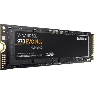 image Samsung SSD Interne 970 EVO Plus NVMe M.2 (250 Go) - MZ-V7S250BW