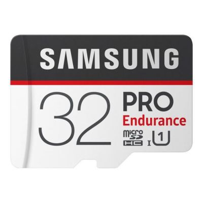 image Samsung Carte mémoire Micro SD 32 Go MB-MJ32GA/EU