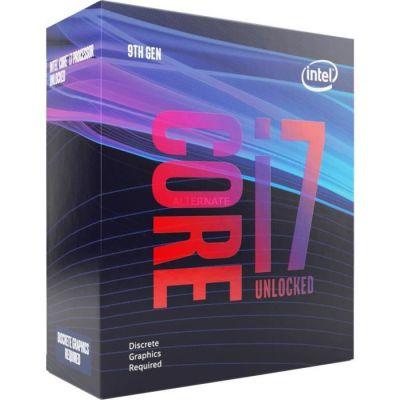 image Intel Core i79700Kf Processeur 3, 6 GHz Boîte 12 Mo Smart Cache Processeurs Core i7 de 9E Génération, 3, 6 GHz, LGA 1151 (Emplacement H4), PC, 14 nm, i79700Kf