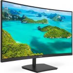 "image produit Ecran PC Incurvé 23.6"" Philips 241E1SCA - Full HD, Dalle VA, 75 Hz, 4 ms, FreeSync, FlickerFree"