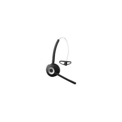 image Jabra Pro 925 Casque Mono Bluetooth - Voix HD, Antibruit et Autonomie d'une Journée - Optimisé pour une Utilisation avec Téléphone Fixe en Europe - Prise UE