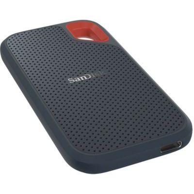 image SanDisk Extreme Portable SSD 500Go - Disque SSD externe jusqu'à 550Mo/s en lecture