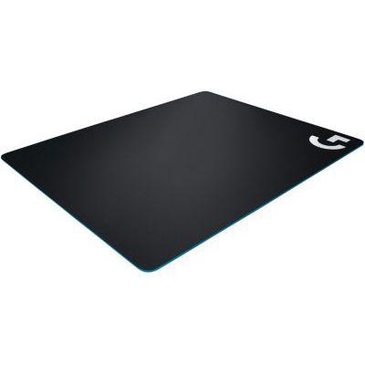 image Logitech G440 Tapis de Souris Gamer Rigide, Pour Souris Gaming Filaire ou sans Fil, 340 x 280mm, Epaisseur 3mm, Compatible avec PC/Mac - Noire