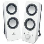 image produit Logitech Z200 Enceintes PC 10 watts Blanc - livrable en France
