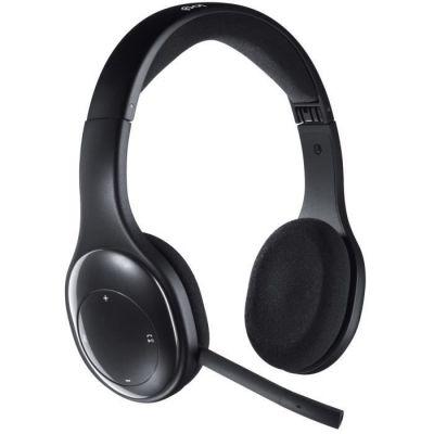 image Logitech H800 Casque Bluetooth sans Fil, Ecouteurs Stéréo Haute Définition avec Micro Anti-Parasite, Nano-Récepteur Bluetooth, Multi-Dispositifs, Batterie Longue Durée, PC/Mac/Smartphone/Tablette