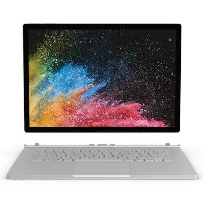 """image Microsoft Surface Book 2, 15"""" Argent (Core i7, 16Go de RAM, GPU 512Go, Windows 10 Pro) - Clavier AZERTY Français + Forza Horizon 4 - Standard Edition   Xbox One/Win 10 PC - Code jeu à télécharger"""