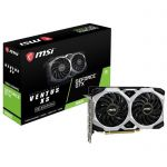 Carte Graphique MSI Geforce GTX 1660 Ventus XS OC - 6 Go - livrable en France