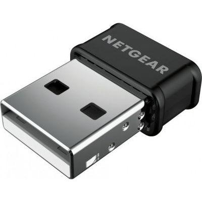 image NETGEAR A6150-100PES Clé Wifi Puissante, Adaptateur Nano Wifi AC1200 Mbps, Dual-Band, Ultra Compact