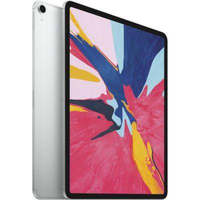 image Apple iPad Pro (12,9 pouces, Wi‑Fi + Cellular, 512Go) - Argent (2020)
