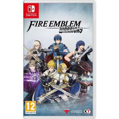 image Jeu Fire Emblem Warriors sur Nintendo Switch