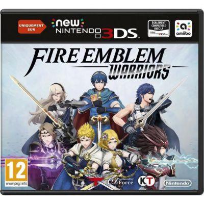 image Fire Emblem Warriors - Jeu New Nintendo 3DS et New Nintendo 2DS XL