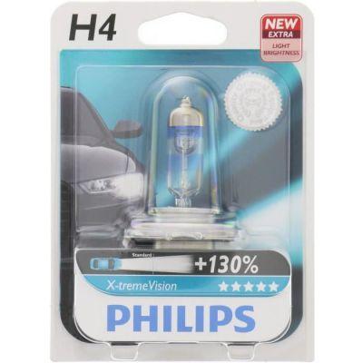 image Philips 681004 X Treme Vision H4, 12 V, 60/55 W