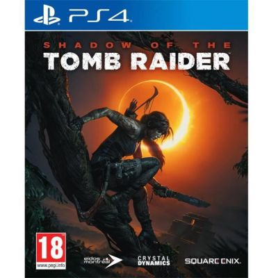 image Jeu Shadow of the Tomb Raider sur Playstation 4 (PS4)
