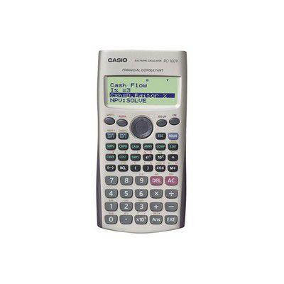 image Calculatrice financière Casio FC 100V