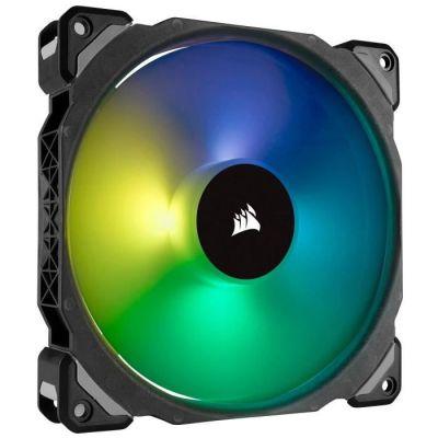 image Corsair ML140 PRO RGB, 140mm Haute Pression à Faible son Premium Ventilateur à Lévitation Magnétique, Vendu Seul