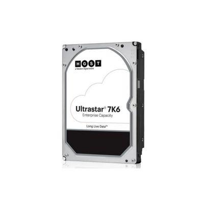 image produit Western Digital Ultrastar 7K6 4TB HDD SATA 6Gb/s 512N Se 7200Rpm HUS726T4TALA6L4 24x7 3,5 pouces Bulk - livrable en France