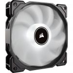 Ventilateur PC Corsair Air Series AF140 Low Noise - Blanc