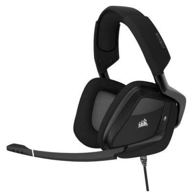 image Corsair VOID PRO RGB USB Casque Gaming (PC, USB, Dolby 7.1) Noir