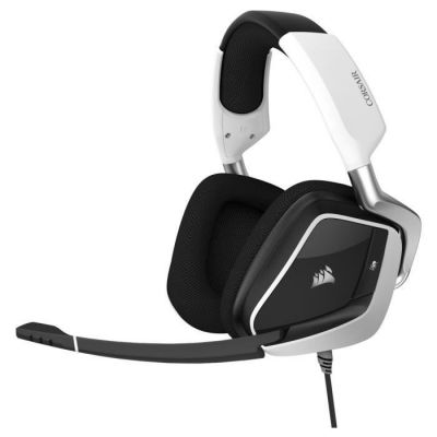 image Corsair VOID PRO RGB USB Casque Gaming (PC, USB, Dolby 7.1) Blanc