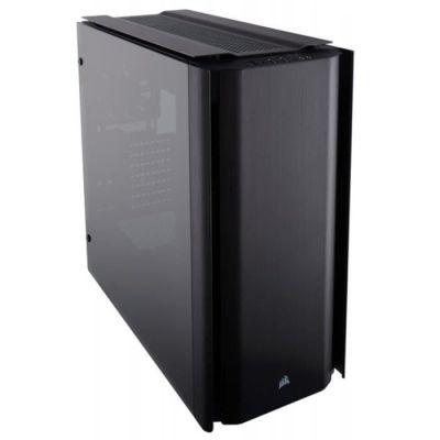 image Corsair Obsidian 500D Boîtier Gaming Moyen-Tour Aluminium et Verre Trempé Premium
